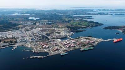 Wood awarded new contracts at Norwegian refinery