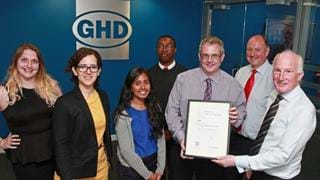 GHD becomes IChemE Silver Corporate Partner