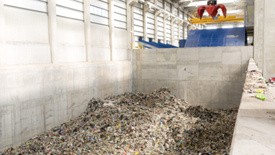 New US plant will convert household waste into fuel