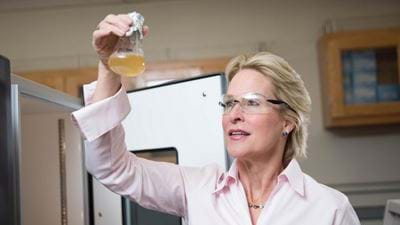 Caltech chemical engineer Frances Arnold wins Nobel Prize