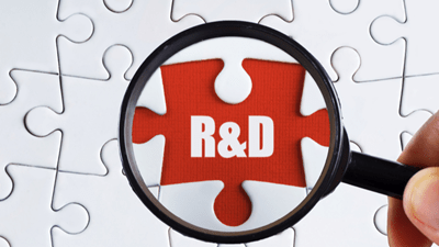 Report finds more 'D' needed in UK R&D