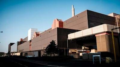 Nuclear reprocessing ends at Sellafield's Thorp plant