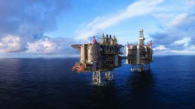 BP starts production at Clair Ridge oil field