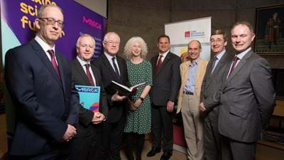 Merck announces prize for Cork chemical engineering students