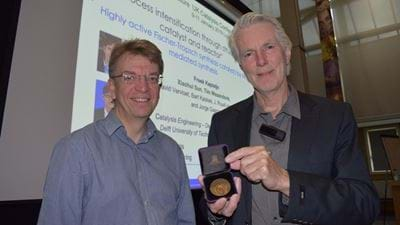 Pioneering professor awarded IChemE medal