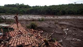 Fatal dam breach in Brazil leaves hundreds missing