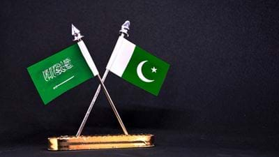 Saudi Arabia to build plants in Pakistan