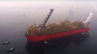 Wood and KBR win backfill project for Shell's Prelude FLNG