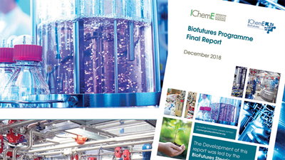 IChemE Launches BioFutures Report