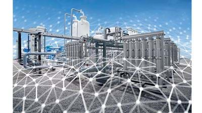 BASF and Linde team up to serve natural gas processes