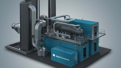 Aker Solutions to provide carbon capture technology to waste-to-energy plant