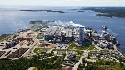 ÅF Pöyry awarded contract for boiler project at paperboard mill