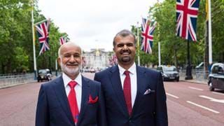 IChemE Member attends palace ceremony for Queens Award