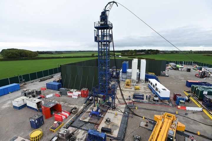 Europa says it has no exposure to new fracking moratorium