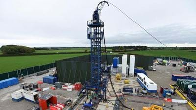 Cuadrilla fracking suspended until further notice