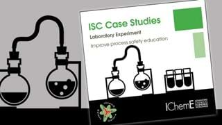 IChemE's new interactive case study to improve student laboratory safety