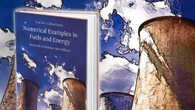 Book review: Numerical Examples in Fuels and Energy