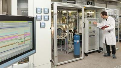 "Using CO2 and ""green"" energy to produce specialty chemicals"