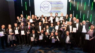 Clean energy wins at IChemE Global Awards