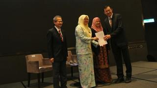 Foo granted Fellowship by Academy of Sciences Malaysia