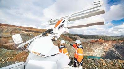 Monitoring in Mining