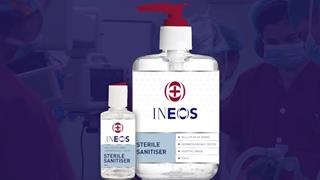 Ineos to produce hand sanitiser