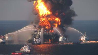 Deepwater Horizon: As it Happened