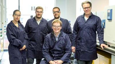Novel battery technology project succeeds in proof-of-concept