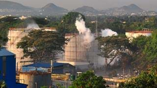 Hundreds hospitalised after styrene gas leak in India