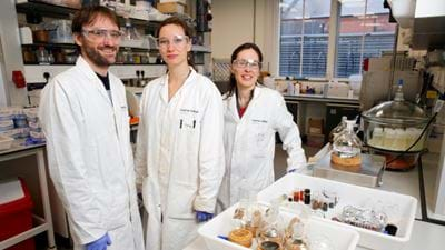 Using wood waste to produce biochemicals: green chemistry for a green future