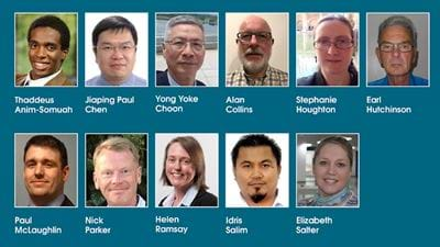 IChemE announces new Congress members