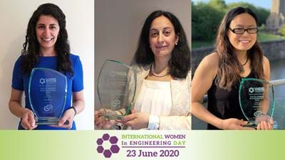 INWED: Female chemical engineers recognised for green leadership