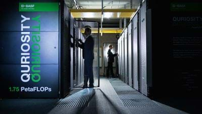 BASF lends supercomputer to fight against Covid-19