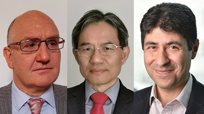 IChemE Fellows Ding, Edwards and Matar elected to RAEng