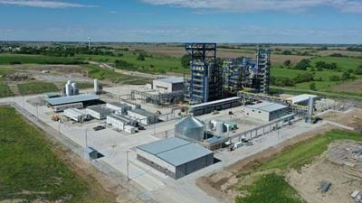 Monolith Materials to build carbon-free ammonia plant