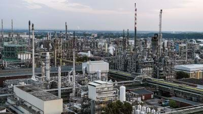 BASF sets target for net zero emissions by 2050