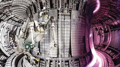 UK government commits funding to fusion