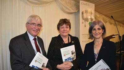 Chemeng Matters in Parliament